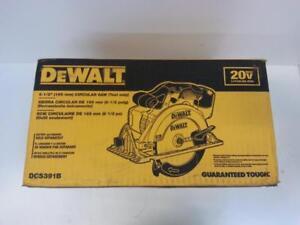 Dewalt Circular Saw. We Buy And Sell Used Tools! (#44488) JY721477