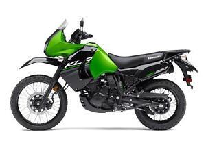 2016 Kawasaki KLR650 26$/sem garantie 2 ans