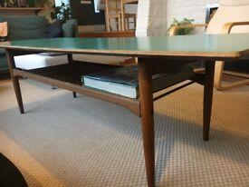 G Plan Scandinavian range Teak Coffee Table by Ib Kofod Larsen