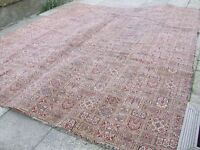 CARPET AND UNDERLAY AXMINSTER SIZE S OVER 11FT BY 14FT FREE EDINBURGH DELIVERY