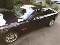 BMW 7 series with full service history