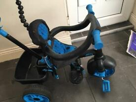 Little trikes 4 in 1 deluxe edition