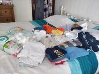 Baby clothes 0-3 months bundle