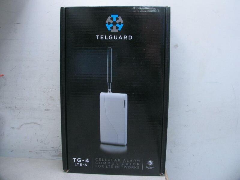 TELGUARD TG-4 TG4LA001 Cellular Alarm Communicator LTE-A
