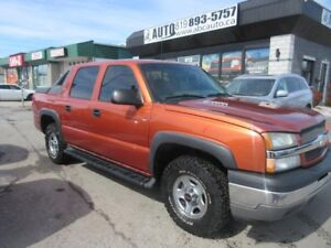 2005 Chevrolet Avalanche LS 4X4