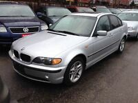2003 BMW 3 Series 320i Alloy Leather SunRoof