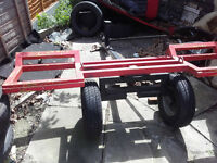 Car Dolly Trailer for Transport Towing