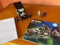 Lego Monster Fighters 9464, The Vampyre Hearse