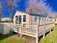 Static Caravan with decking for sale in Great Yarmouth - Norfolk - Cheap - 6 berth