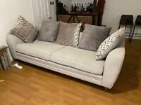 Large sofa &Armchair