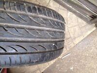 225/40/R18 Goodride Tyres +6mm Tread 3 available one Pirelli