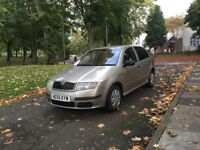 2005 (55) SKODA FABIA CLASSIC 5DR 1.2 PETROL **12 MONTHS MOT + DRIVES VERY GOOD + CHEAP TO INSURE**