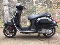 2003 Piaggio Vespa 125cc scooter learner legal 125 cc