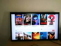 """Samsung 46"""" Full HD 1080p TV Monitor Smart Tv, Android, Youtube Streaming"""