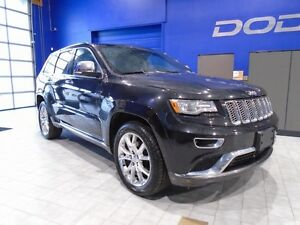 2014 Jeep Grand Cherokee SUMMIT W/V8,SAFETY AND TECH