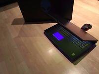 GAMING ALIENWARE 17 R5 TURBO MACHINE,16GB 1080P, AMD Radeon R9 M290X 4GB DDR5, NEW SHAPE, L@@K!!