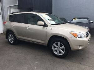 2006 Toyota RAV4 Limited-aut.-4x4-toit-mags-d'occasion