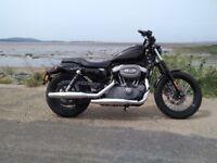 Harley Davidson Nightster xl1200 2009