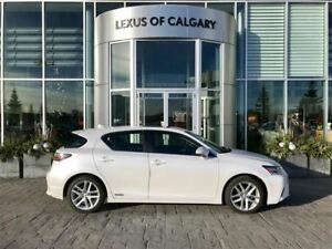 2016 Lexus CT 200h CVT Executive Package