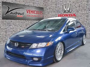 2010 Honda Civic Si*UNIQUE*KIT DE JUPES*A VOIR*