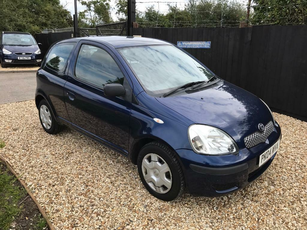 toyota yaris 2004 1 4 diesel d4d very economical in leighton buzzard bedfordshire gumtree. Black Bedroom Furniture Sets. Home Design Ideas