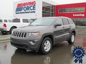 2014 Jeep Grand Cherokee Laredo w/ 8-Speed A/T, 41417 KMs