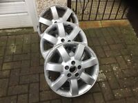 Honda CRV Alloy wheel rims to fit 225/65R17 Tyre 3 of