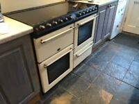 Large Dual Fuel Range Cookcenter by Belling