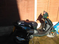 125 Scooter 2002 *NEW MOT* READY TO RIDE