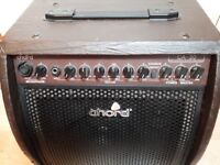 CHORD CA SERIES ACOUSTIC GUITAR AMPLIFIER CA - 30 - Still for Sale as of 14th July