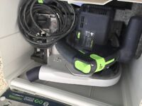 Excellent condition FESTOOL CIRCULAR SAW