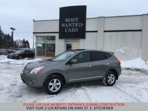 2013 Nissan Rogue SE SUNROOF | SENSORS | BLUETOOTH
