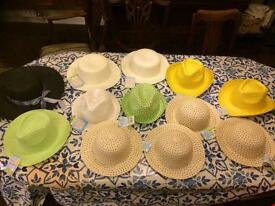 Easter bonnets and craft grass