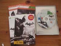 batman arkham city game