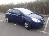 2010 VAUXHALL CORSA 1.3 CDTi ECOFLEX CLUB BLUE,3DR,£20 TAX,HUGE MPG,LOW MILES,CLEAN CAR,GREAT VALUE