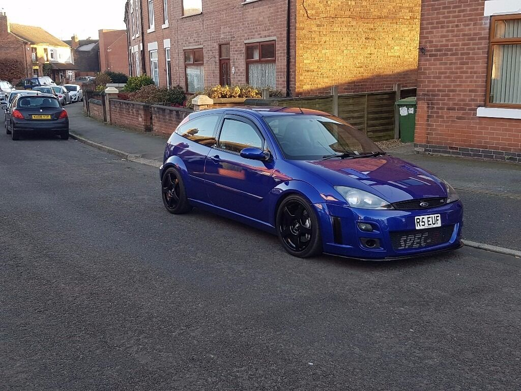 fast ford featured focus rs mk1 380 bhp hpi clear fsh mint. Black Bedroom Furniture Sets. Home Design Ideas