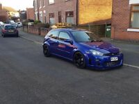 Fast ford featured Focus Rs mk1 380 bhp Hpi clear Fsh mint