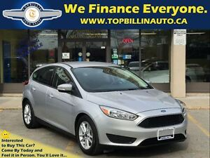 2015 Ford Focus SE Only 10K kms, Heated Streeing Wheel