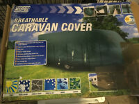 Maypole Breathable Caravan Cover - BRAND NEW IN BOX - Low Price