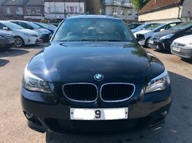 BMW 520d Auto 2009 Black Spares and Repairs