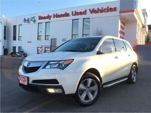 2013 Acura MDX Tech Pkg - Navigation - DVD - R.Boards