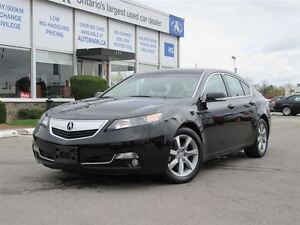 2013 Acura TL Sunroof| Heated leather| Bluetooth