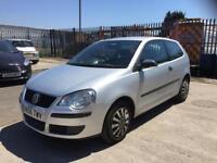 2006 Volkswagen polo 1.2 petrol 3 door hatchback 12 month mot