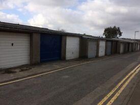 Single car lock up garage to let, Mile End Lane near Midstocket and Rosemount