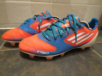 ADIDAS F50 football boots size 5 - very good condition