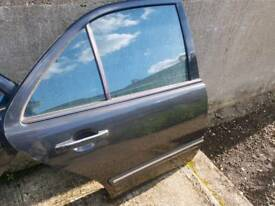 Mercedes w210 e class avantgarde grey rear o/s right door no dents no rust good condition