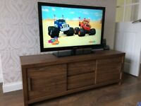 TV unit and small sideboard