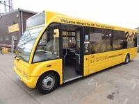 The Big Lemon Bus Drivers needed - Immediate Start