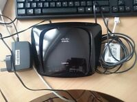 Cisco Linksys Wag320N router