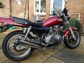 Lovely Kawasaki 750 Zephyr